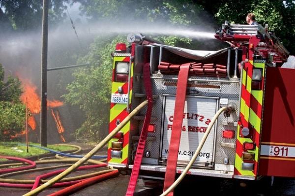 Cowlitz 2 Fire & Rescue
