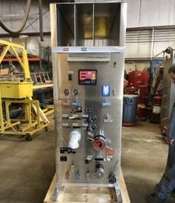 Tender Pump Panel - 2017